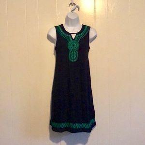 The Azure Dress